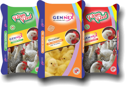 Gennex Broiler feeds