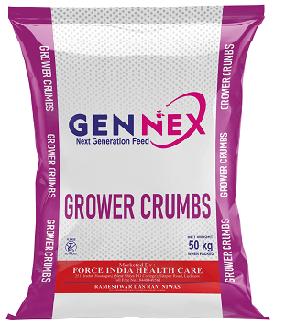 Grower crumbs
